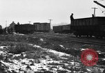 Image of railroad yard United States USA, 1920, second 15 stock footage video 65675072775