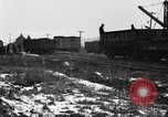 Image of railroad yard United States USA, 1920, second 16 stock footage video 65675072775