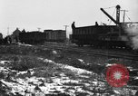 Image of railroad yard United States USA, 1920, second 17 stock footage video 65675072775