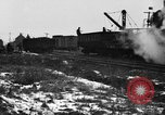 Image of railroad yard United States USA, 1920, second 18 stock footage video 65675072775