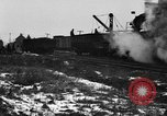 Image of railroad yard United States USA, 1920, second 19 stock footage video 65675072775