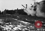 Image of railroad yard United States USA, 1920, second 20 stock footage video 65675072775