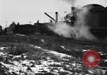 Image of railroad yard United States USA, 1920, second 21 stock footage video 65675072775