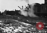 Image of railroad yard United States USA, 1920, second 22 stock footage video 65675072775