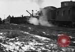 Image of railroad yard United States USA, 1920, second 23 stock footage video 65675072775