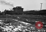 Image of railroad yard United States USA, 1920, second 30 stock footage video 65675072775