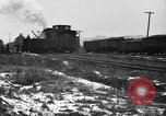 Image of railroad yard United States USA, 1920, second 31 stock footage video 65675072775