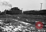 Image of railroad yard United States USA, 1920, second 32 stock footage video 65675072775