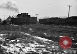Image of railroad yard United States USA, 1920, second 33 stock footage video 65675072775