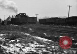 Image of railroad yard United States USA, 1920, second 34 stock footage video 65675072775