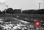 Image of railroad yard United States USA, 1920, second 37 stock footage video 65675072775
