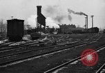 Image of railroad yard United States USA, 1920, second 38 stock footage video 65675072775