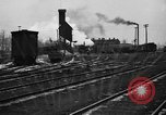 Image of railroad yard United States USA, 1920, second 41 stock footage video 65675072775