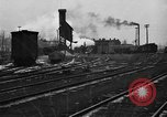 Image of railroad yard United States USA, 1920, second 44 stock footage video 65675072775