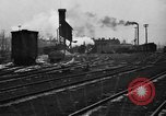 Image of railroad yard United States USA, 1920, second 45 stock footage video 65675072775