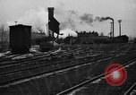 Image of railroad yard United States USA, 1920, second 46 stock footage video 65675072775