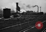 Image of railroad yard United States USA, 1920, second 47 stock footage video 65675072775