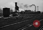 Image of railroad yard United States USA, 1920, second 48 stock footage video 65675072775
