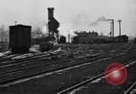 Image of railroad yard United States USA, 1920, second 50 stock footage video 65675072775