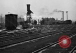 Image of railroad yard United States USA, 1920, second 51 stock footage video 65675072775