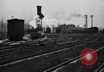 Image of railroad yard United States USA, 1920, second 52 stock footage video 65675072775