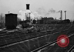 Image of railroad yard United States USA, 1920, second 53 stock footage video 65675072775