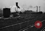 Image of railroad yard United States USA, 1920, second 54 stock footage video 65675072775
