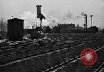 Image of railroad yard United States USA, 1920, second 55 stock footage video 65675072775