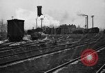 Image of railroad yard United States USA, 1920, second 57 stock footage video 65675072775