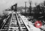 Image of railroad United States USA, 1920, second 27 stock footage video 65675072776
