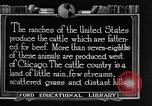 Image of cattle ranch United States USA, 1922, second 37 stock footage video 65675072779