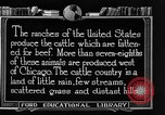 Image of cattle ranch United States USA, 1922, second 45 stock footage video 65675072779