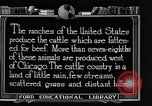 Image of cattle ranch United States USA, 1922, second 46 stock footage video 65675072779