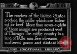 Image of cattle ranch United States USA, 1922, second 48 stock footage video 65675072779