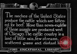 Image of cattle ranch United States USA, 1922, second 54 stock footage video 65675072779