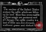 Image of cattle ranch United States USA, 1922, second 55 stock footage video 65675072779