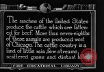 Image of cattle ranch United States USA, 1922, second 58 stock footage video 65675072779