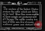 Image of cattle ranch United States USA, 1922, second 62 stock footage video 65675072779