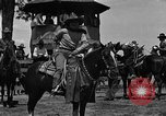 Image of cowboy United States USA, 1922, second 30 stock footage video 65675072783