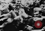 Image of Christmas celebration Germany, 1943, second 13 stock footage video 65675072798