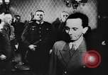 Image of Joseph Goebbels Berlin Germany, 1943, second 22 stock footage video 65675072801
