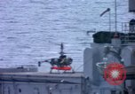 Image of QH-50C helicopter Pacific Ocean, 1963, second 3 stock footage video 65675072815