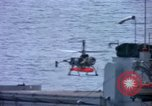 Image of QH-50C helicopter Pacific Ocean, 1963, second 6 stock footage video 65675072815