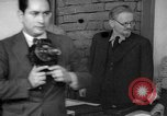 Image of Dewey Commission interviews Leon Trotsky Mexico City Mexico, 1937, second 21 stock footage video 65675072828