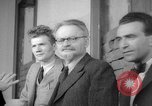 Image of Dewey Commission interviews Leon Trotsky Mexico City Mexico, 1937, second 37 stock footage video 65675072828