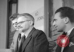 Image of Dewey Commission interviews Leon Trotsky Mexico City Mexico, 1937, second 45 stock footage video 65675072828
