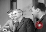 Image of Dewey Commission interviews Leon Trotsky Mexico City Mexico, 1937, second 48 stock footage video 65675072828