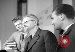 Image of Dewey Commission interviews Leon Trotsky Mexico City Mexico, 1937, second 50 stock footage video 65675072828