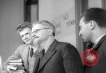 Image of Dewey Commission interviews Leon Trotsky Mexico City Mexico, 1937, second 53 stock footage video 65675072828