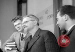Image of Dewey Commission interviews Leon Trotsky Mexico City Mexico, 1937, second 54 stock footage video 65675072828